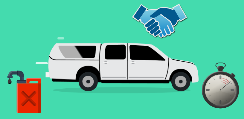 Stronger Business with Fleet Management