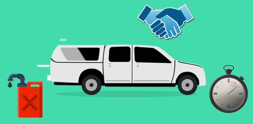 Stronger Business with Fleet Management