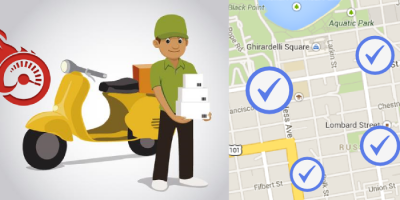 Food Delivery Tracking Services with CorvusGPS
