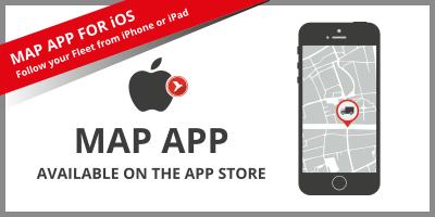 CorvusGPS Map app for iOS